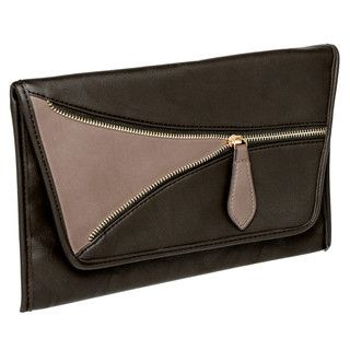 yeswalker - Zip-Accent Clutch