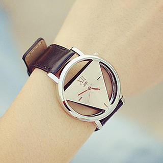 InShop Watches - Triangle Strap Watch