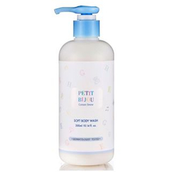 Etude House 伊蒂之屋 - Petit Bijou Cotton Snow Soft Body Wash 300ml