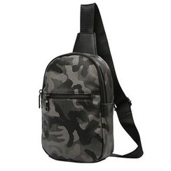 BagBuzz - Camo Sling Bag