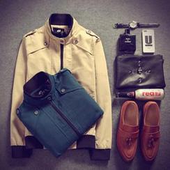 Alvicio - Zip Jacket