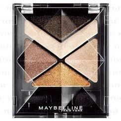 Maybelline New York - Hyper Diamonds 5-Color Eyeshadow (#GD-1)