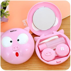 Momoi - Cartoon Contact Lens Case