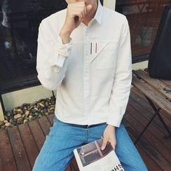 Prep Soul - Plain Oxford Shirt