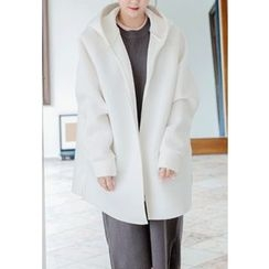 REDOPIN - Hooded Zip-Up Jacket