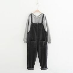 MODUO - Cropped Jumper Pants