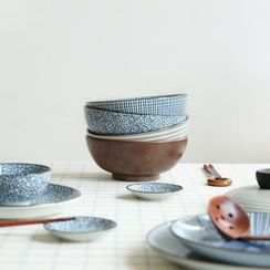 Kawa Simaya - Plate / Soup Bowl / Teacup