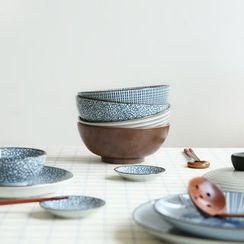 川島屋 - 菜盤 / 湯碗 / 茶杯