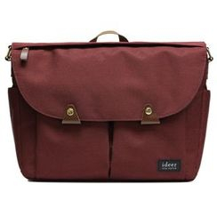 ideer - Travis   - Camera Bag -  Wine