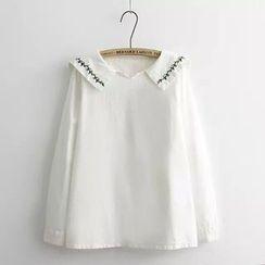 TOJI - 刺绣衬衫