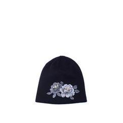 Ohkkage - Rose knit Beanie