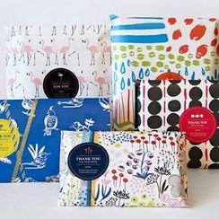Full House - Set of 5: Printed Gift Bag