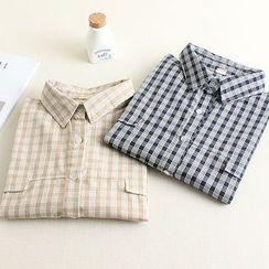 三木社 - 格纹衬衫