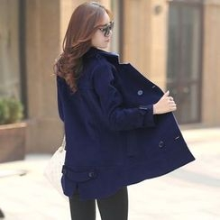 wisperia - Double-Breasted Jacket