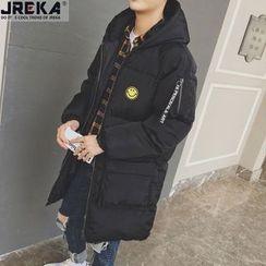 Jacka - Hooded Padded Coat