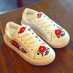 BOOM Kids - Kids Embroidered Sneakers