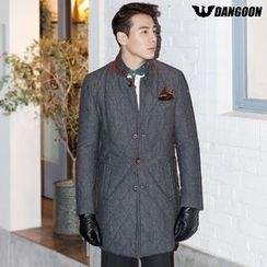 DANGOON - Wool Blend Quilted Jacket