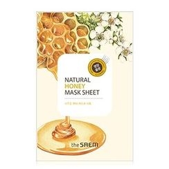 The Saem - Natural Honey Mask Sheet 1pc