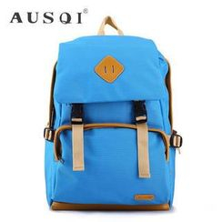 Ausqi - Canvas Backpack