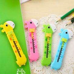 School Time - 長頸鹿造型美工刀
