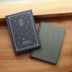 BABOSARANG - 2017 'MY LITTLE BOOK' Diary - Dated (S)