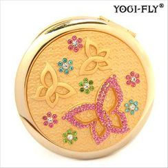 Yogi-Fly - Beauty Compact Mirror ( JF-85G)