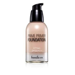 banila co. - Prime Primer Fitting Foundation SPF30 PA++ (#BY30)