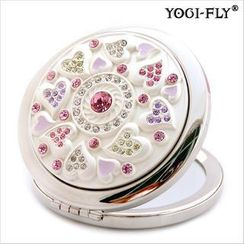 Yogi-Fly - Beauty Compact Mirror (JW047P)