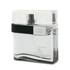 Salvatore Ferragamo - F Pour Homme Black Eau De Toilette Spray