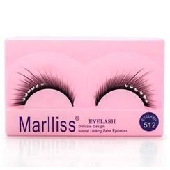 Marlliss - 閃鑽假睫毛 (512)