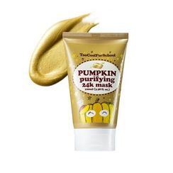 too cool for school - Pumpkin Purifying 24K Mask 100ml