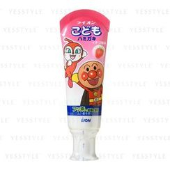 LION - Anpanman Toothpaste (Strawberry)