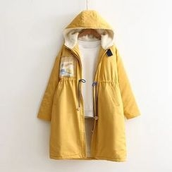 Nycto - Fleece Lined Hooded Parka