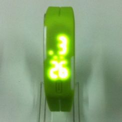 Aidis - LED Jelly Digital Watch