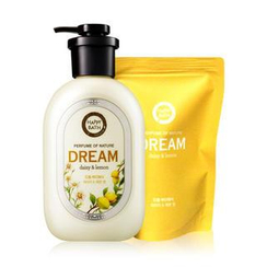 HAPPY BATH - Dream Set: Body Wash 500g + Refill 250g