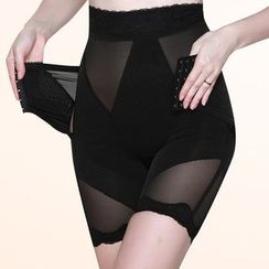 Giselle Shapewear - Shaping Shorts with Waist Cincher