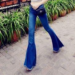 Ozawa - Boot-Cut Skinny Jeans