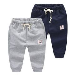 Seashells Kids - Kids Drawstring Sweatpants