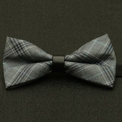 Romguest - Tweed Bow Tie