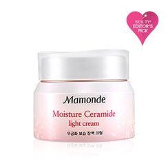 Mamonde - Moisture Ceramide Light Cream 50ml