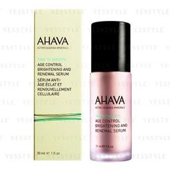 AHAVA - Age Control Brightening and Renewal Serum