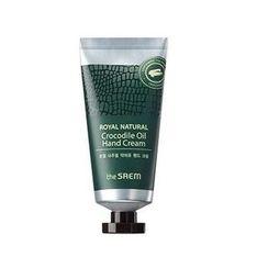 The Saem - Royal Natural Crocodile Oil Hand Cream 50ml