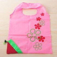 Yulu - 碎花購物手提包