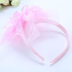 HELLO BABY - Kids Flower Hair Band
