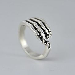 Kulala - 925 Sterling Silver Fingers Ring