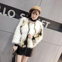 RUI - Faux Fur Jacket