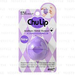 ROHTO - Chu Lip Lip Balm (Arabian, Floral Shower)