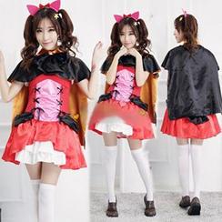 Cosgirl - LoveLive! Nico Yazawa Cosplay Costume Set