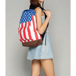59 Seconds - Stars and Stripes Backpack