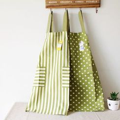 Timbera - Polka Dot / Striped Apron